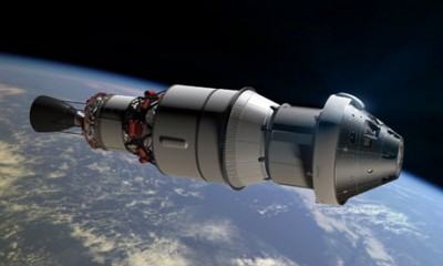Orion Multiple Purpose Crew Vehicle