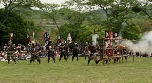 長篠の戦い0