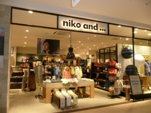 niko and(ニコアンド)v