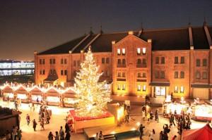 クリスマスマーケット in 横浜赤レンガ倉庫2