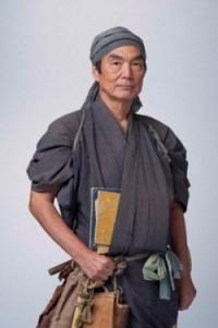 長塚京三v